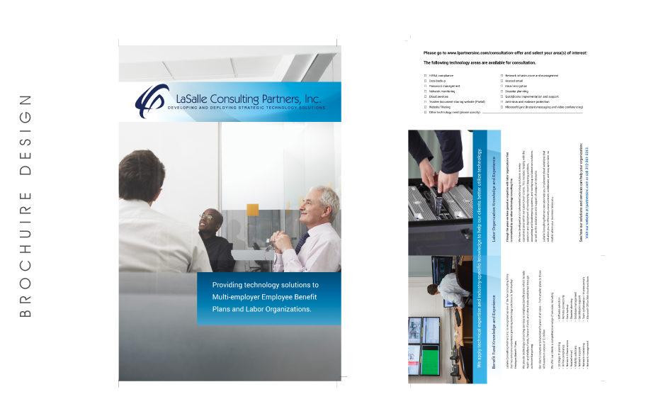 Brochure Design Lasalle