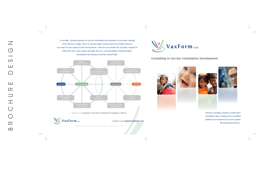 Brochure Design VarForm