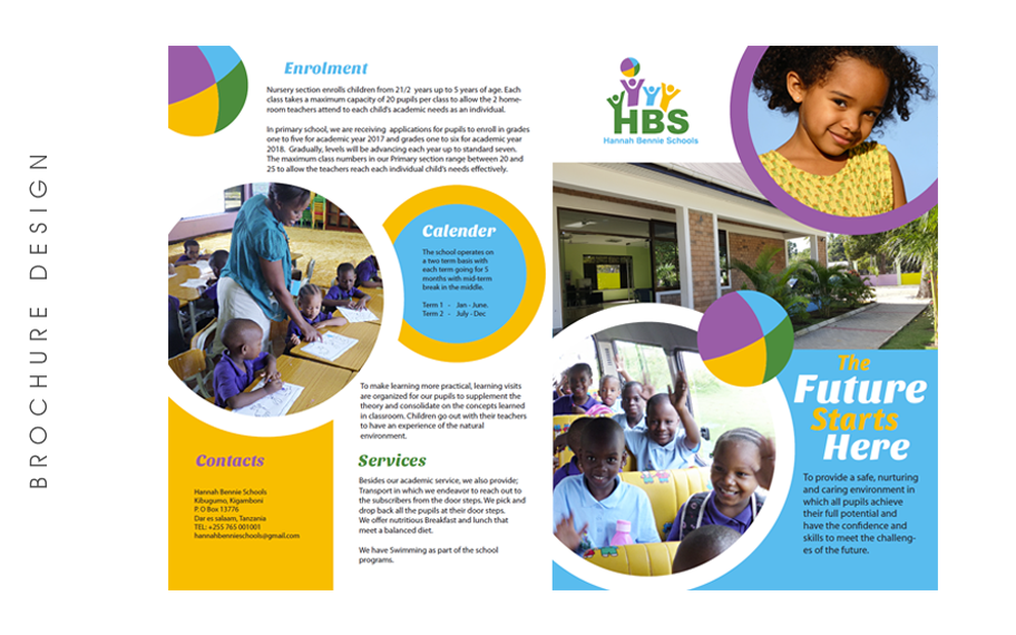 Design graphique hbs