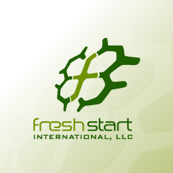 Logo Design Fresh Start International, LLC