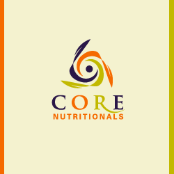 Logo Design Core Nutritionals