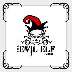 Logo Design The Evil Elf