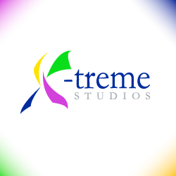 conception de logo X-Treme Studios