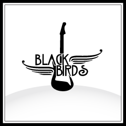 Logo Design Black Birds
