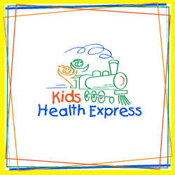 Logo Design Kids Health Express
