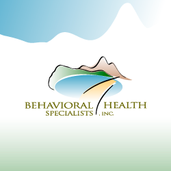 Logo Design Behavioral Health Specialists