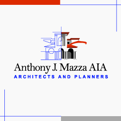 Logo Design Anthony J Mazza AIA