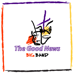Logo Design The Good News Big Band