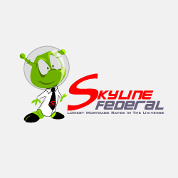 Logo Design Skyline Federal