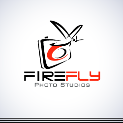 conception de logo Firefly Photo Studios