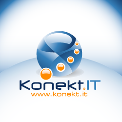 Logo Design Konekt.IT