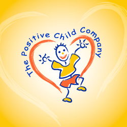 conception de logo The Positive Child Company