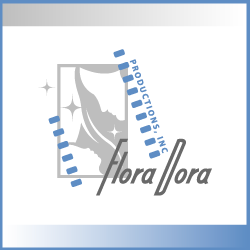 conception de logo Flora Dora