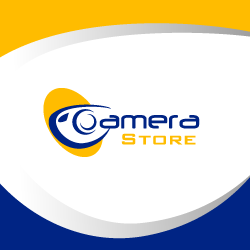 conception de logo Camera Store
