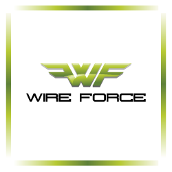 Logo Design Wire Force