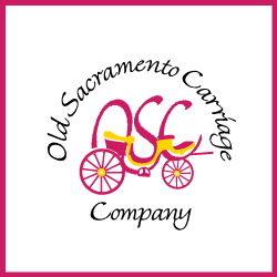 Logo Design Old Sacramento Carriage Co.