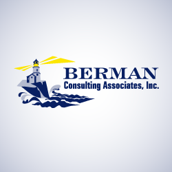 conception de logo Berman Consulting Associates