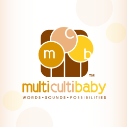 conception de logo MultiCultiBaby