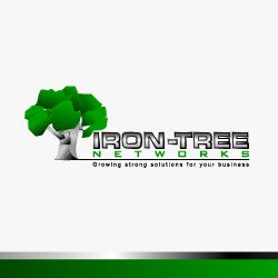 Logo Design Iron-Tree Networks