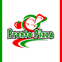 Logo Design Pronto Pizza