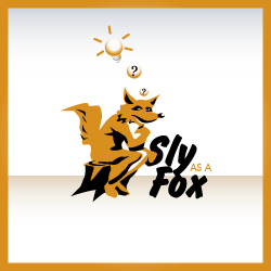 Logo Design Sly As A Fox