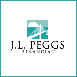 Logo Design J.L. Peggs Financial