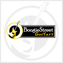 Logo Design Boogie Street Guitars