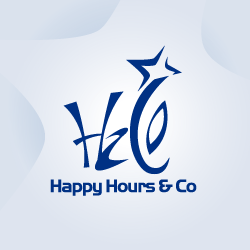 Logo Design Happy Hours & Co