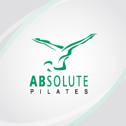 conception de logo Absolute Pilates