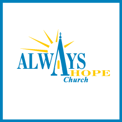 Logo Design Always Hope Church