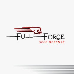 Logo Design Full Force Self Defense