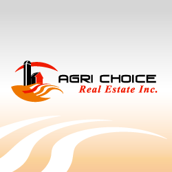 Logo Design Agri Choice Real Estate