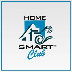 Logo Design Home Smart Club