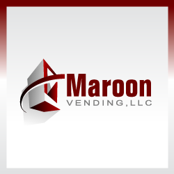 Logo Design Maroon Vending, LLC