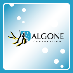 Logo Design Algone Corporation