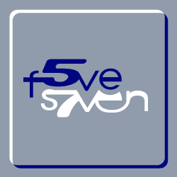 Logo Design f5ve s7ven