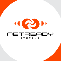 Logo Design Netready Systems