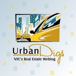 conception de logo Urban Digs