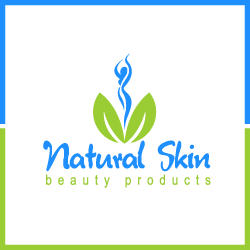 conception de logo Natural Skin Beauty Products