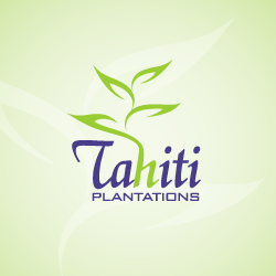 conception de logo Tahiti Plantations