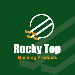 Logo Design Rocky Top Building Products