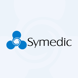 conception de logo Symedic