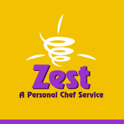 conception de logo Zest
