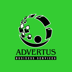 Logo Design Advertus Business Services