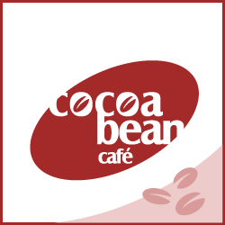 Logo Design Cocoa Bean cafe