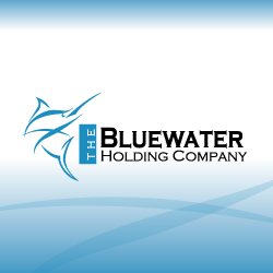 Logo Design The Bluewater Holding Company