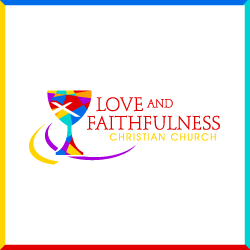 Logo Design Love And Faithfulness Church