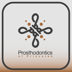 conception de logo Prosthodontics of Princeton