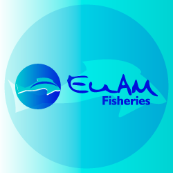 conception de logo Euam Fisheries