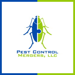 Logo Design Pest Control Mergers, LLC
